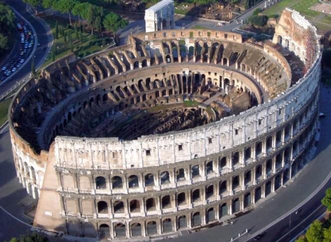 ถนนทุกสายมุ่งสู่กรุงโรม